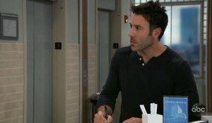 Shiloh eavesdrops on General Hospital