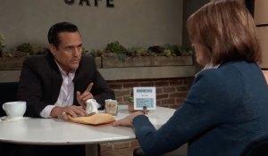 Sonny threatens on General Hospital