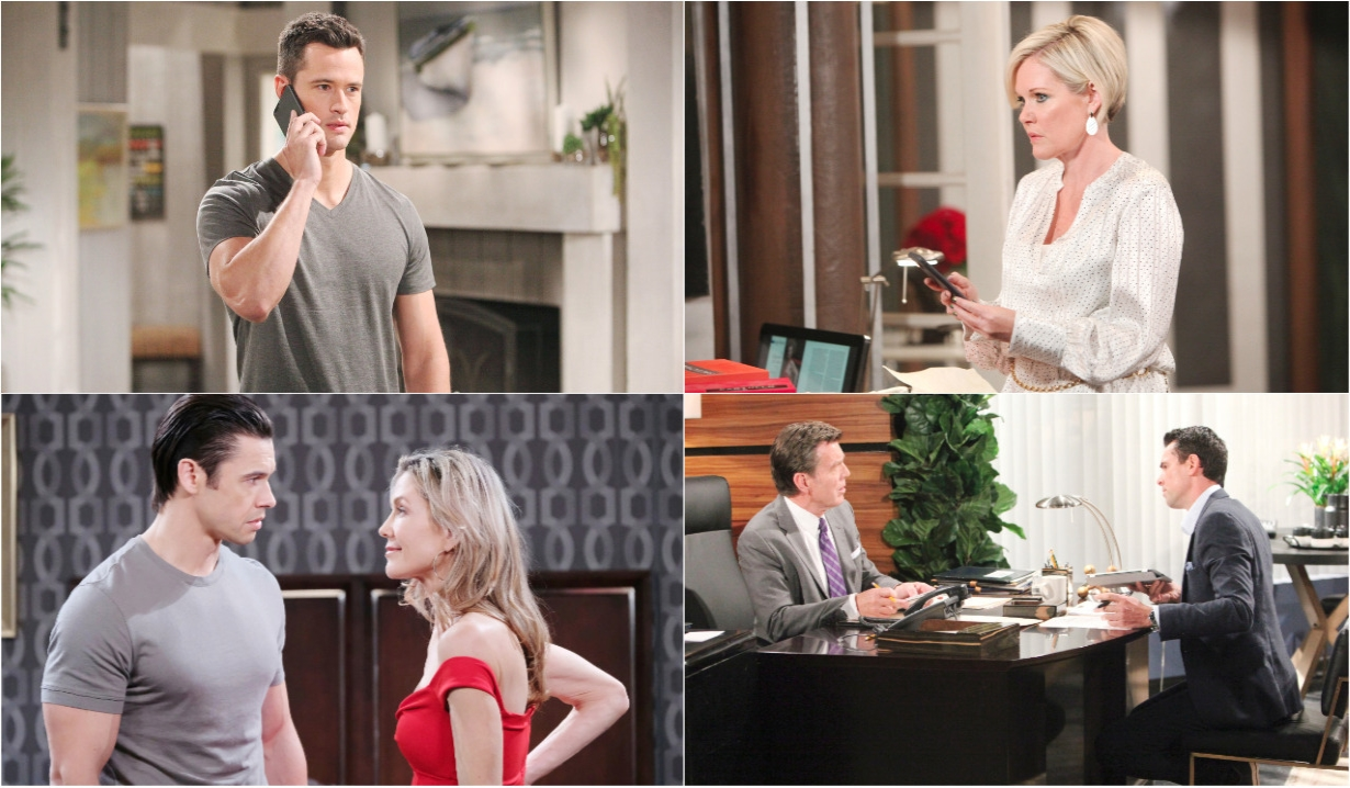 7-15-19 spoilers for bold and beautiful days of our lives general hospital young and restless