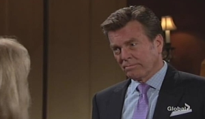 Traci advises Jack Young and Restless