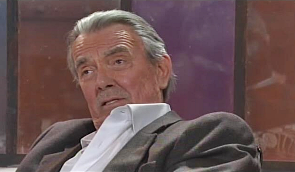 Victor approves of Victoria's plan Young and Restless