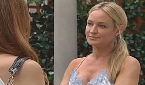 Victoria confronts Sharon Young and Restless