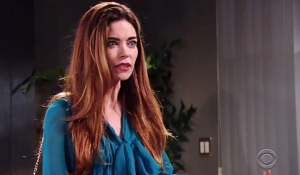 Victoria spars with Phyllis on Young and Restless