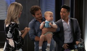 Wiley's birthday on General Hospital