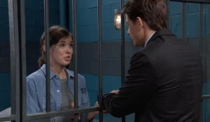 Willow has news on General Hospital
