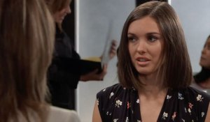 Willow is worried on General Hospital