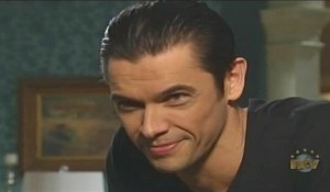 Xander pleased on Days of our Lives