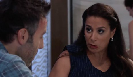 Zara Amir on General Hospital