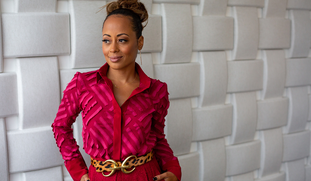 Photos: OWN's Ambitions' Essence Atkins interviewed