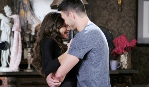 ben and ciara canoodle days of our lives