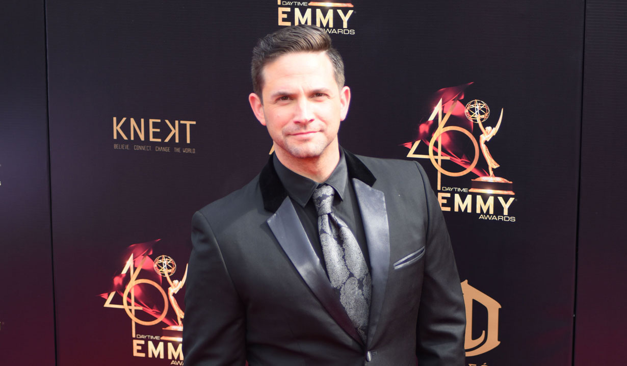 Brandon Barash talks playing Stefan DiMera on Days of our Lives