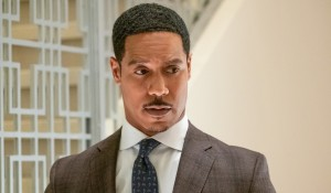 Brian White as Evan Lancaster on Ambitions