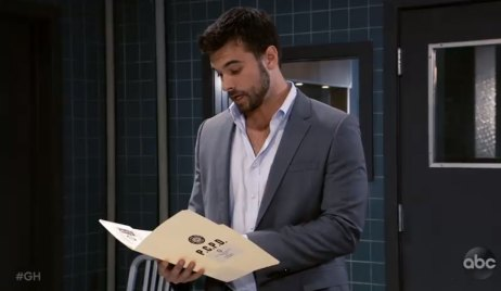 chase uncovers hayden's criminal record on general hospital