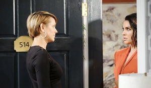 chloe and fake nicole days of our lives