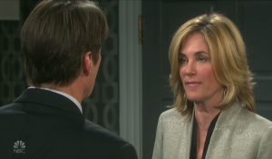 Jack busts Eve on Days of our Lives