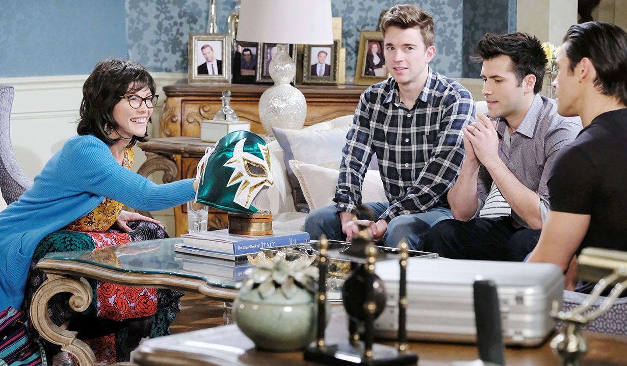 Days Opinion: Characters Mocking Themselves