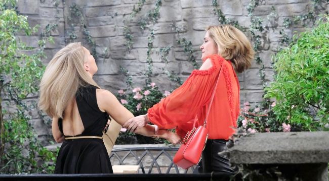 eve fights jenn days of our lives