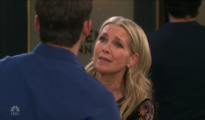 JJ tells Jenn about Jack on Days of our Lives