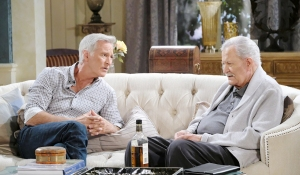 john and victor at home days of our lives