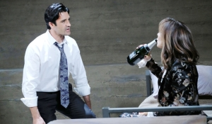 Ted tells Kate plan on Days of our Lives