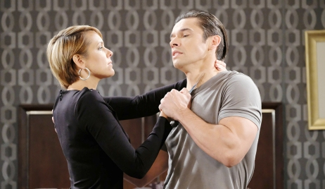 kristen threatens xander days of our lives