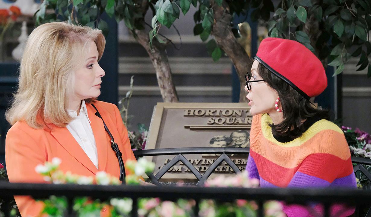 Photos: Susan Versus Kristen Days of our Lives July 22 Episode