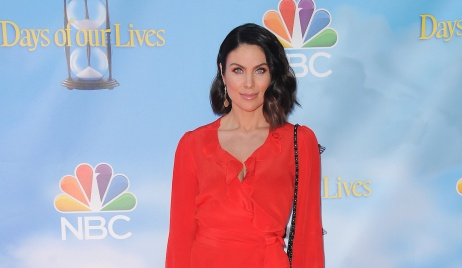 Nadia Bjorlin on Days of our Lives red carpet