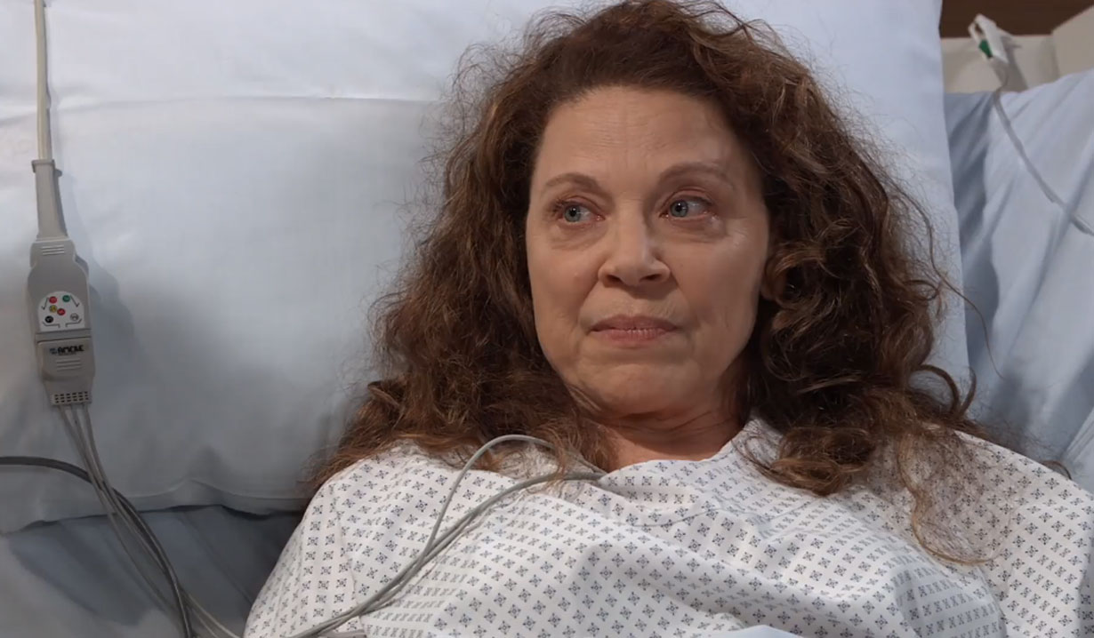 Obrecht answers Franco's questions on General Hospital