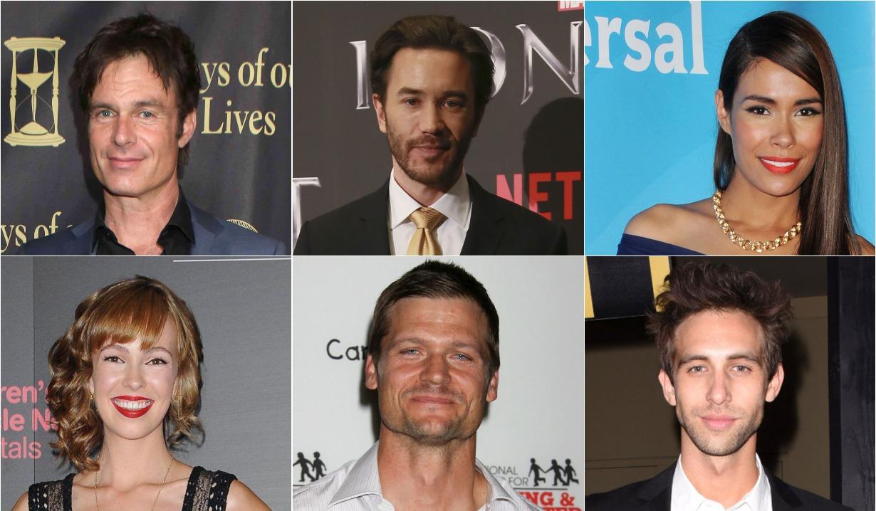 Blake Berris, Tom Pelphrey, Brittany Allen & more soaps alum news