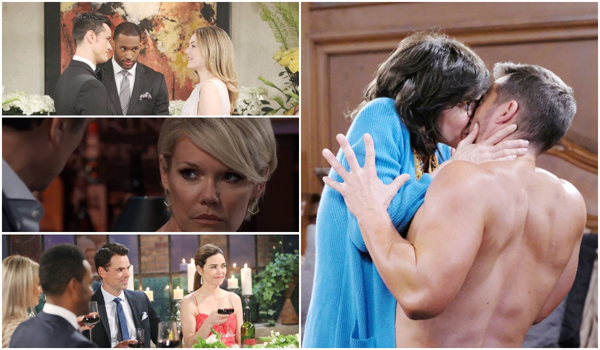 soaps roundup july 22 bold and beautiful days of our lives general hospital young and the restless