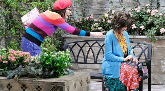 susan sees kristen in disguise days of our lives