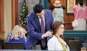 ted gives hope necklace days of our lives
