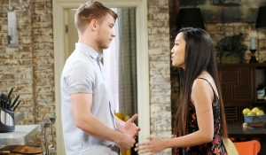 tripp and haley loft days of our lives