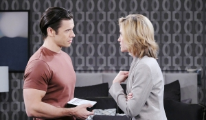 xander gives eve serum days of our lives