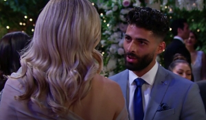 Arturo apologizes to Abby Young and Restless