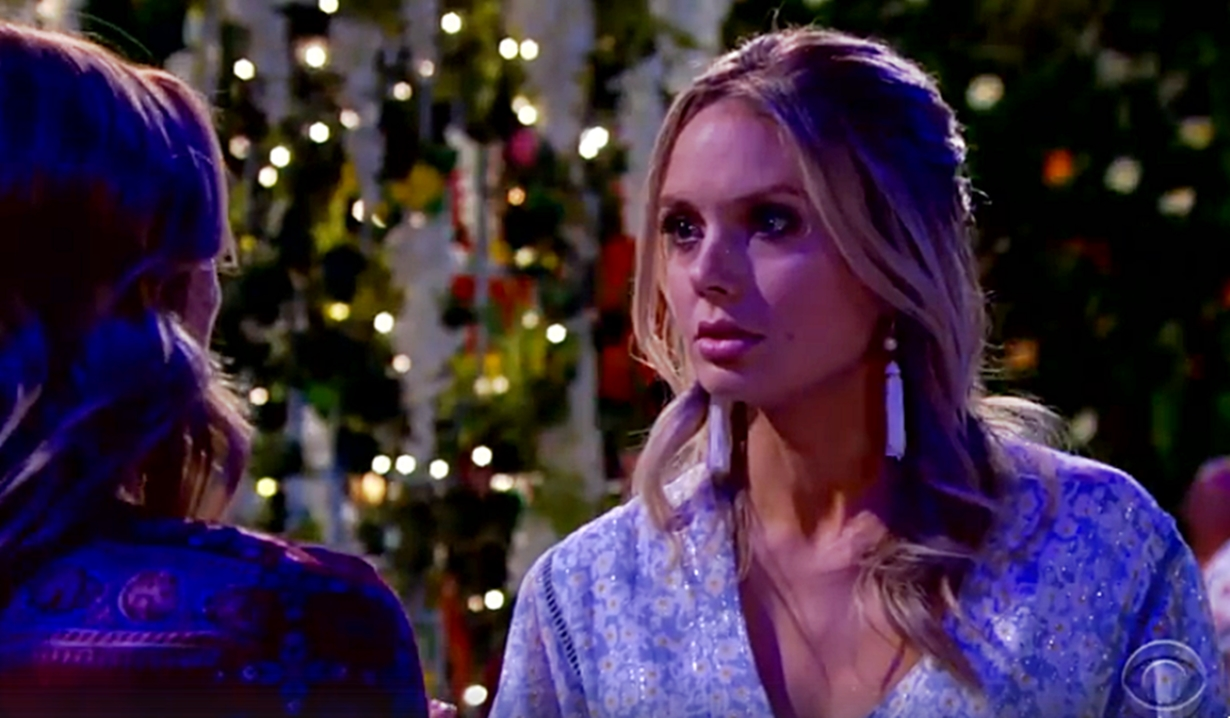 Abby confronts Summer Young and Restless