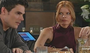 Adam and Phyllis plot payback Young and Restless