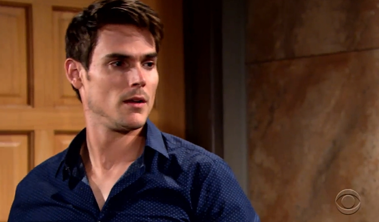 Adam angry Young and Restless