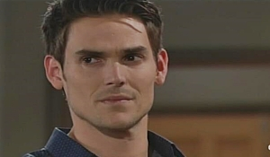 Adam gets love advice Young and Restless