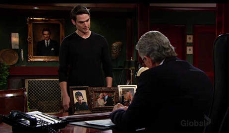 Adam restraining order Young and Restless