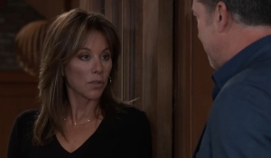 Alexis tells Neil they've crossed the line General Hospital
