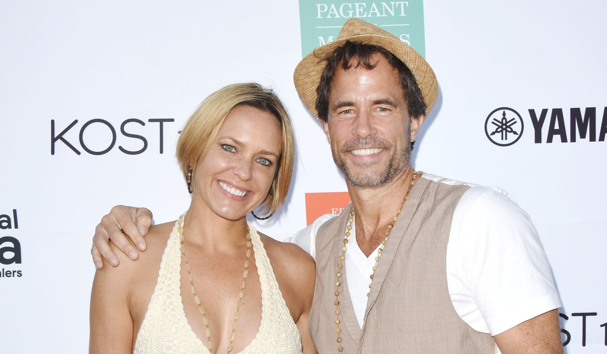 Shawn Christian and Arianne Zucker of Days of our Lives