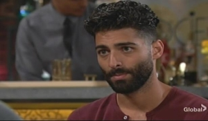 Arturo makes amends Young and Restless