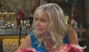 Ashley bickers with Billy Young and Restless