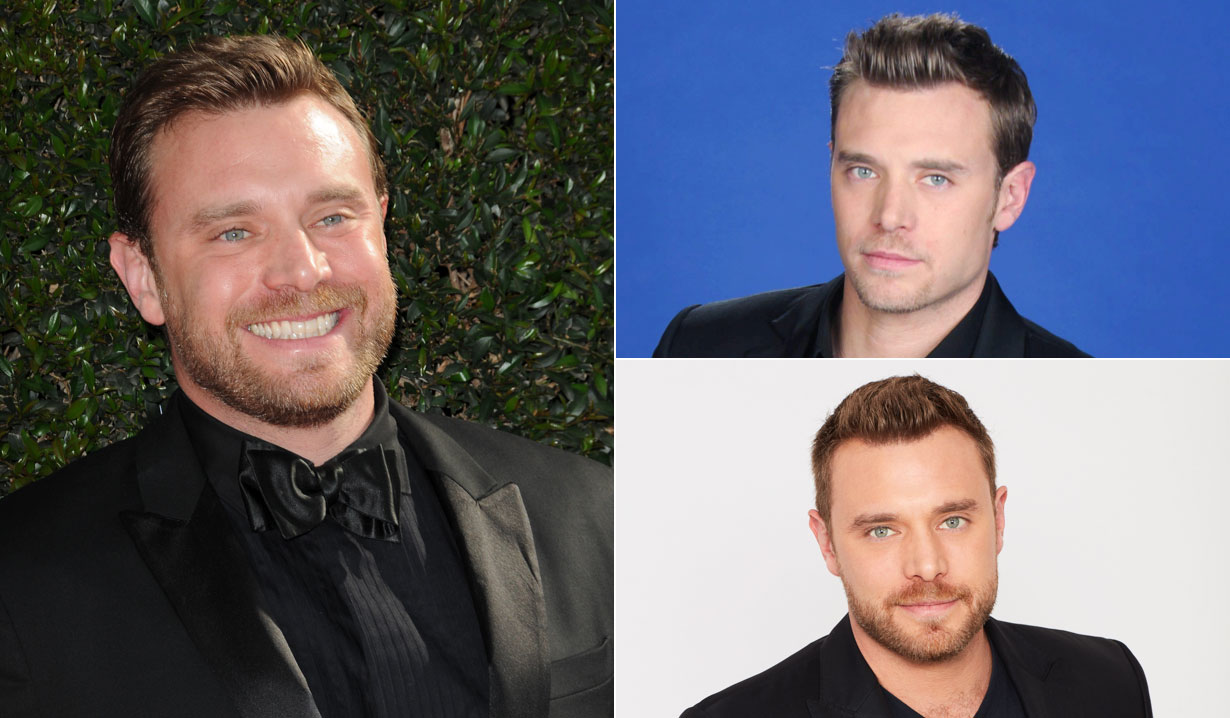 Billy Miller from General Hospital