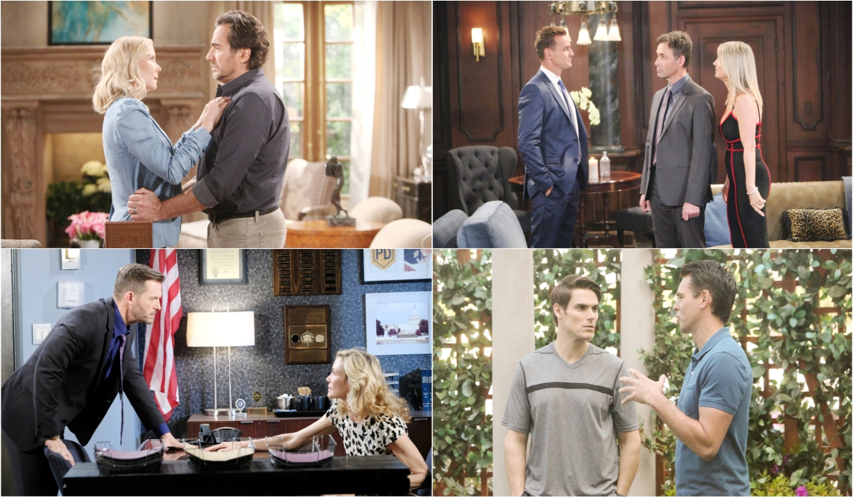 8-26-19 spoilers for bold and beautiful days of our lives general hospital young and restless