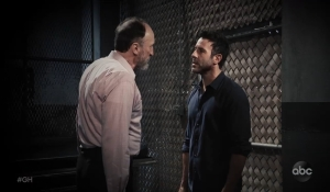 Cabot and Shiloh argue about what to do General Hospital