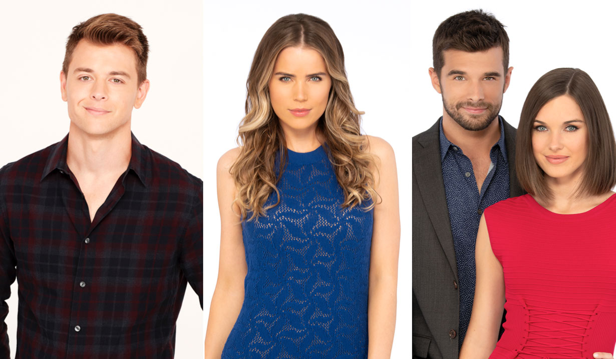 Facebook live chat with General Hospital cast members