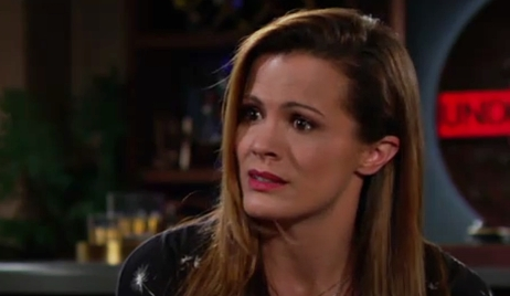 Chelsea learns Anita's scam Young and Restless