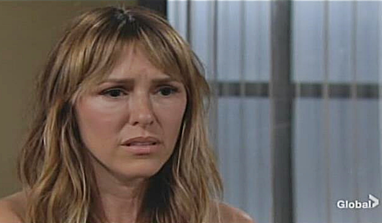 Chloe arrested Young and Restless